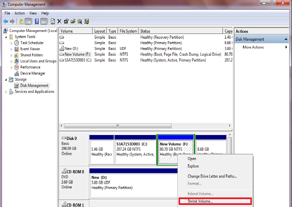 disk partitioning step 3